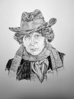The 4th Doctor - Part 1 by Harmony1965