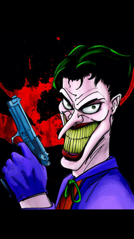 The Joker by ChawliePawpit