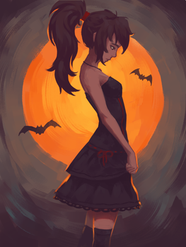 Isoldaween by Morthiasik