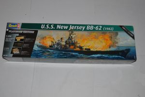 1/350 USS New Jersey BB-62 (1982) by Revell by janda700