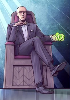 Lex Luthor by Cocoz42