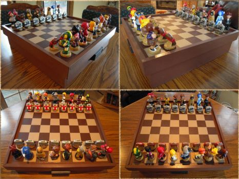 How about a game of Chess? by TheRealitsameSMB