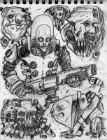 Mr Freeze with buddies by Axel13-Gallery