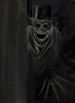 The Babadook by HerberoGreen