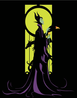 Maleficent by wnhsr