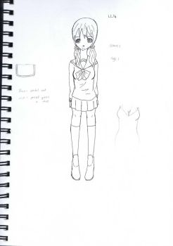 New OC by thami67