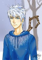 Jack Frost: Winter Spirit by HACKproductions