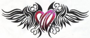 Heart of an Angel by ReaperXXIV