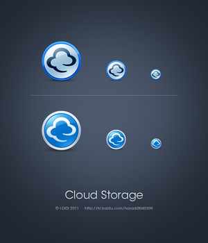 Cloud Storage by aipotuDENG