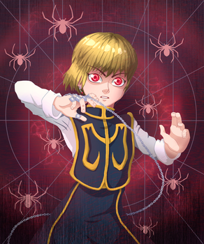 Hunter x Hunter - The Chain User by AllNamesAreClaimed12
