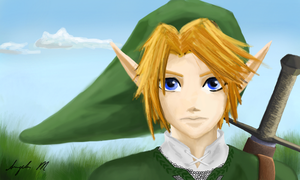 Link - Colours!3D by RiseRedMoon