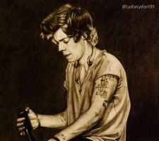 Harry Styles by Lydiart95