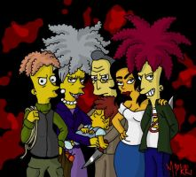Simpsons: The Terwilligers by MagicMikki