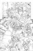 Infestation Transformers 2 - #1 pg.09 by GuidoGuidi