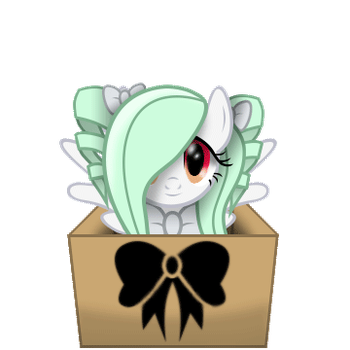 Floral Bow (In a box #15) by Sedrice