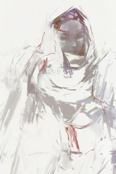 Bedouin Pharah (Overwatch) by Alex-Chow
