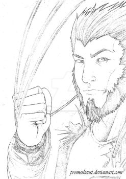 Wolverine by prometheust