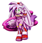 .:Cynder The HedgeCat:. ::PC:: by GalaxiaBunny