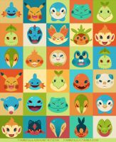 Starters Squared