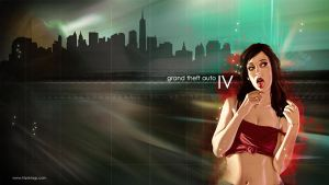 Grand Theft Auto IV - Lollypop by vonbmac