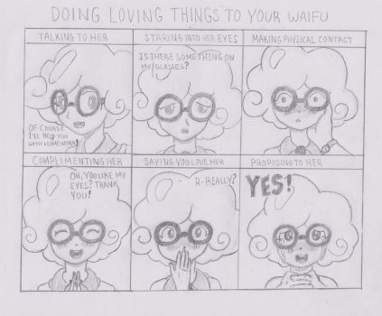 Not doing hurtful things to Scribble Dee by Penguinsubmarine