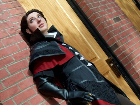 Evie Frye | The Intrepid Sister by Spaniel122