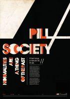 Pill Society by shoelesspeacock