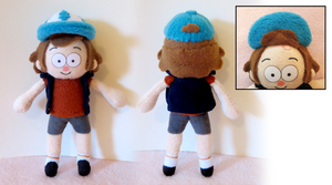 Dipper Pines - Gravity Falls by Squisherific