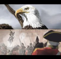 Assassin's creed III - painting by Aquila--Audax