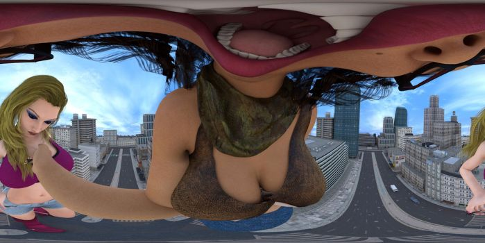 giantess vr