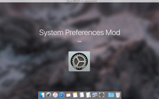System Preferences For OS X El Capitan by MaxColins