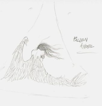 FALLEN ANGEL by 10004273