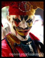 Scary Clown by FaerieWench