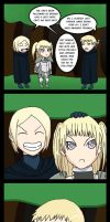 Claymore - Three's a Party by AiZhaoDao