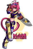 Blade Kitten by gen8