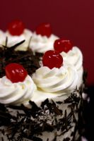 Black Forest Cake 1 by bittykate