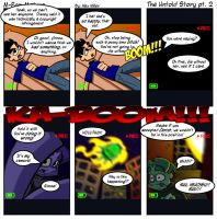 The Untold Story pt. 2 by MFM-comics