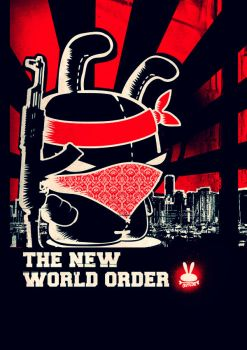 THE NEW WORLD ORDER by daskull