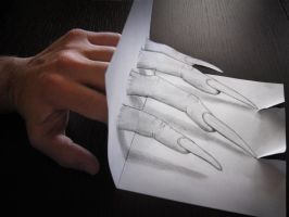 My Left Hand by AlessandroDIDDI