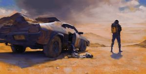 Mad Max by Alexey-Konev