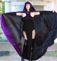 Raven : End by cosplaynut