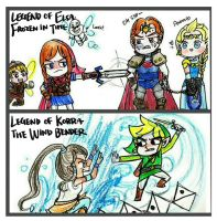 Legend of Crossover by Derochi