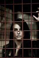 Claire - caged by stanb