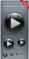 Icon Advanced MP3 Converter by ncrow
