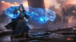 Wizard Overlord by 88grzes