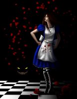 Alice's sweet madness by Mirudan