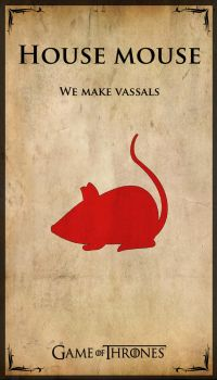 mouse by Lokiable