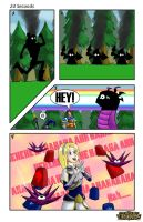 LoL Comic Contest - 24 Seconds by Calabolg