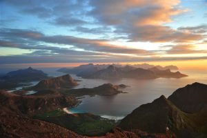 ISLANDS IN THE SUN by steinliland