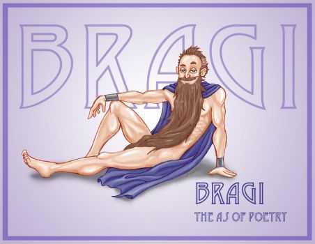 August Bragi by TheEndOfGrey